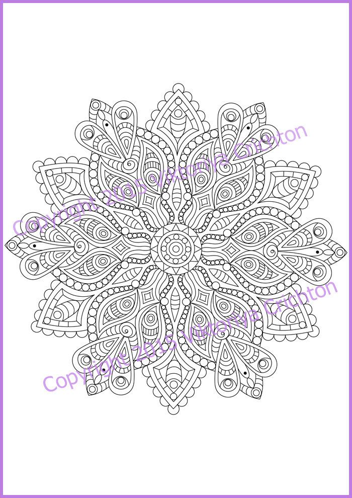 Mandala Market Gardens The Layout: 17 Best Images About Coloring On Pinterest