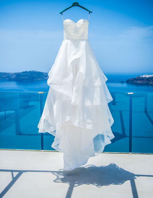 Santorini Wedding | Waimai & Chris - Love4Wed