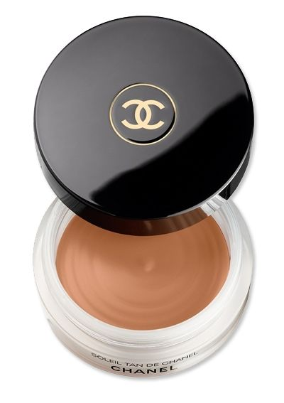 Kara Yoshimoto Bua's Top 10 Products for Flawless Looking Skin - Chanel Bronzing Makeup Base from #InStyle