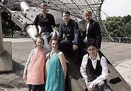 SONIC SUITE - A Cappella Band aus Münster