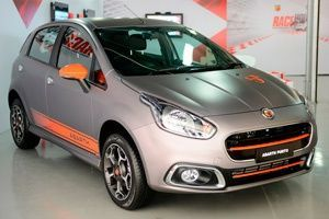 Fiat Abarth Punto to launch on October 19