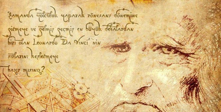 X-it – Da Vinci'nin Mirası Gerçek Kaçış Oyunu