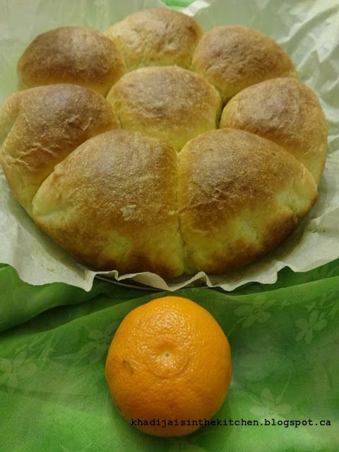 PAIN DE LA SEMAINE : PAIN À LA CLÉMENTINE / BREAD OF THE WEEK: CLEMENTINE BREAD / PAN DE LA SEMANA :PAN DE CLEMENTINA / خبز الاسبوع : خبز بالكلمنتين