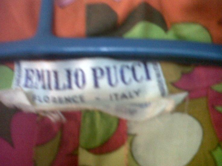 Emilio Pucci cotton dress