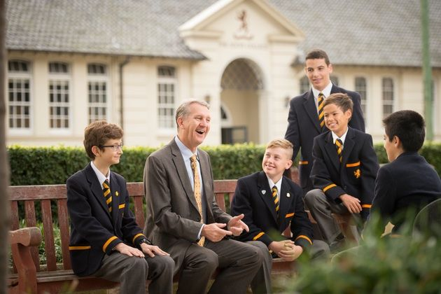 The Scots College 2014