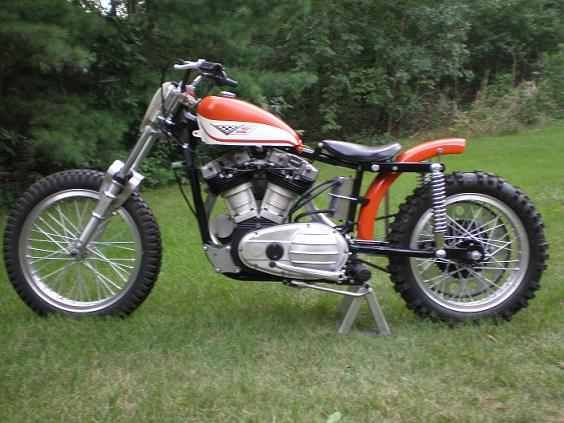 """""""OK, my Birthday is just around the corner and this bike looks lonely..., lol"""" Harley Sportster hill climber"""