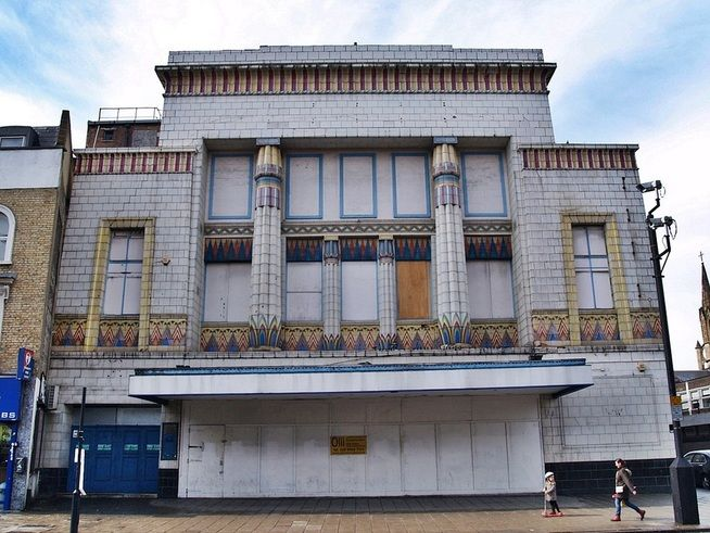 Carlton cinema, Essex Road