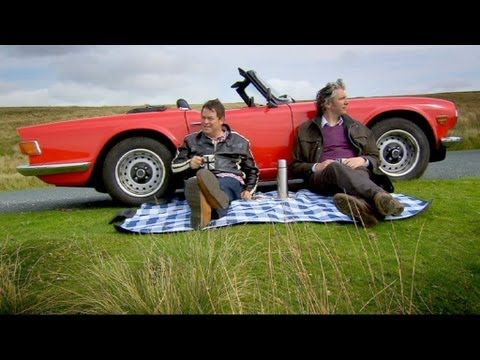 Triumph TR6 Rally - Wheeler Dealers - YouTube