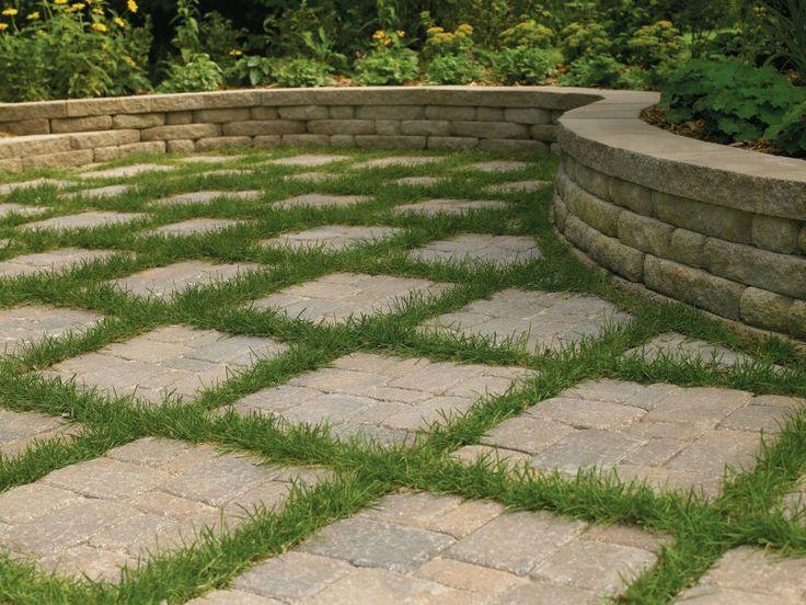 Patio Ground Cover Ideas Hillside Garden Landscape