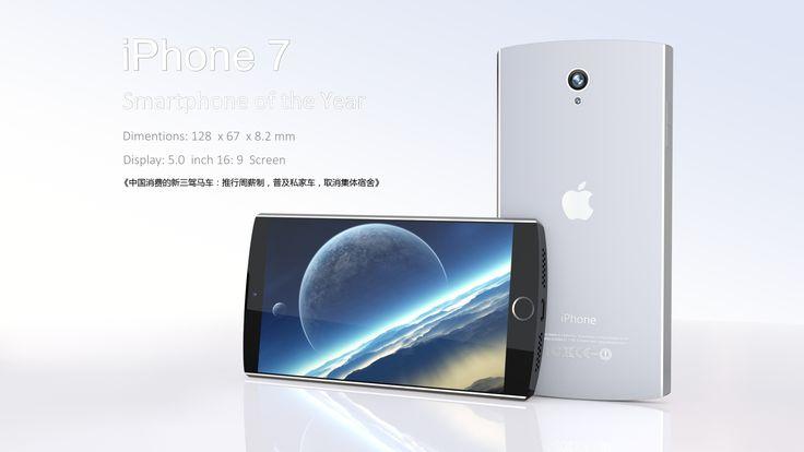 iPhone 7 Concept Design 2015