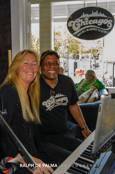 """A new venue for live music in Key West #52 -- """"Chicago's"""" located on Green Street."""
