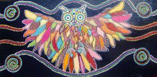 Billedresultat for aboriginal kunst