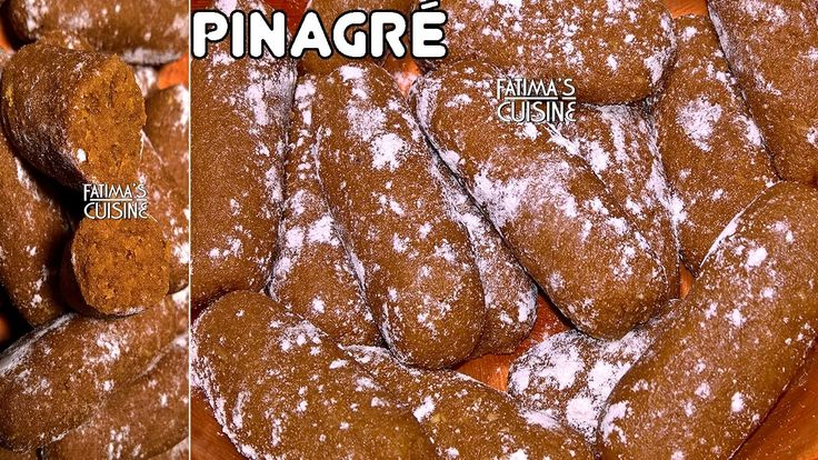 Coconut and Jaggery Sweet | Pinagré | Pinac | 4 ingredient Popular Goan ...