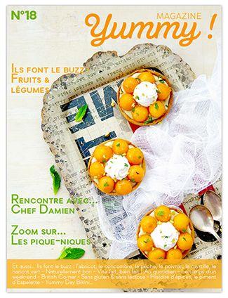 Yummy Magazine N°18 est en ligne ! -