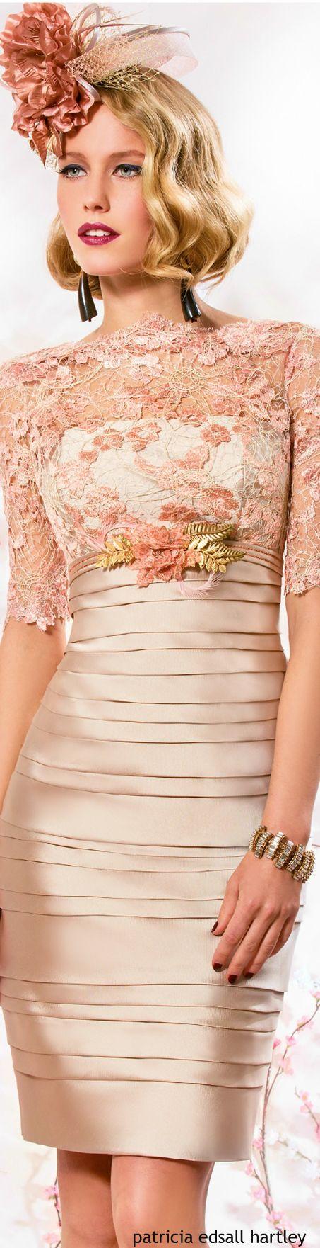 ♞ t h e c o u n t r y m a n o r {my country house. what to wear?} ♞ Valerio Luna diseños hermosos vestido