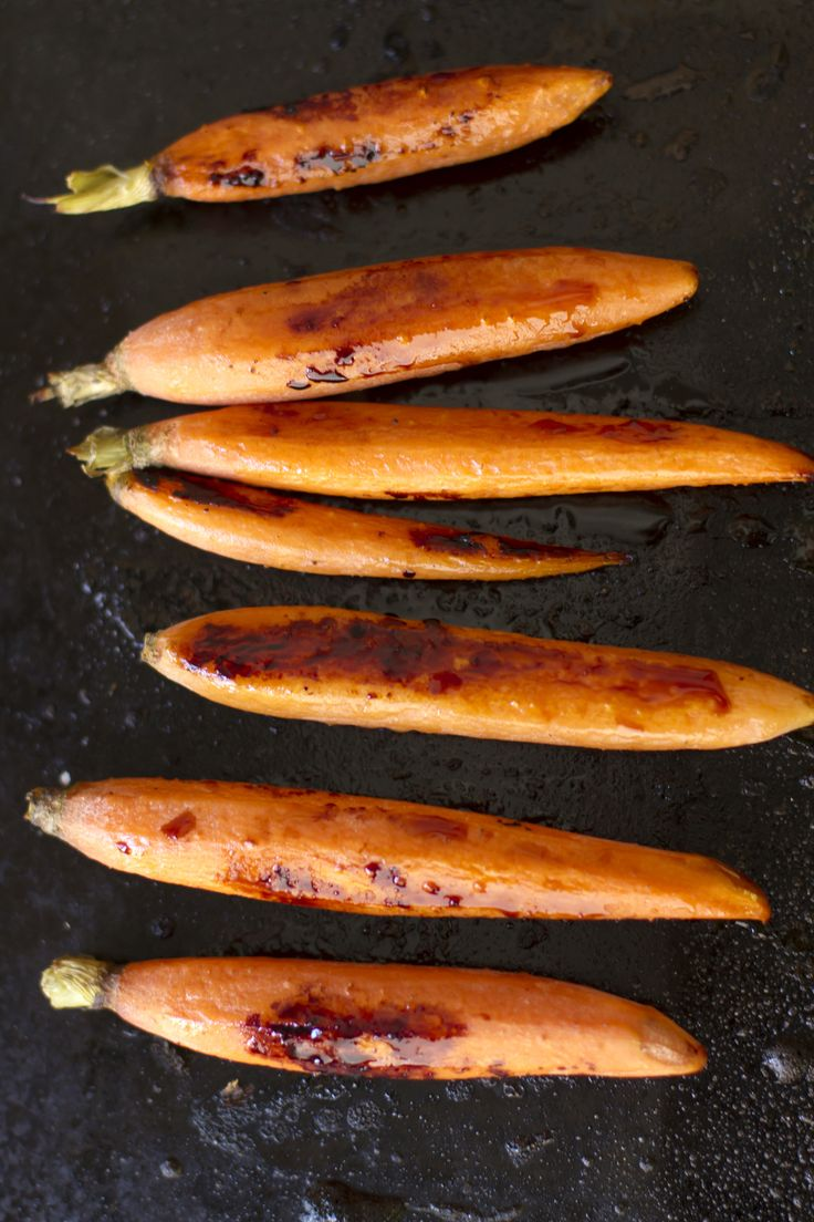 ... Roasted, Side, Awesome Recipes, Roasted Carrots, Carrots Ponzu, Ponzu