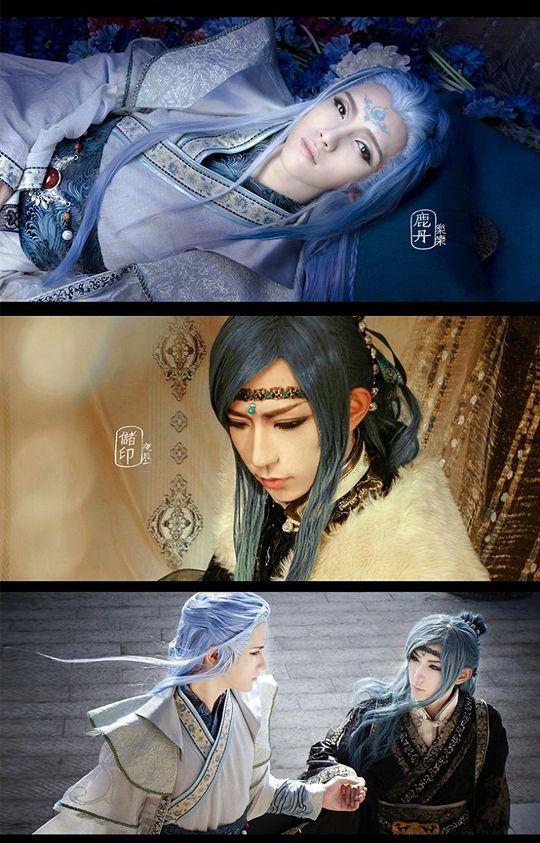 Feng Yu Jiu Tian - cosplay Hangzhou 304