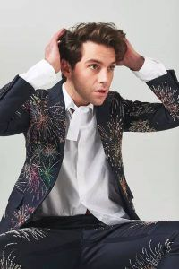 mika for elle men