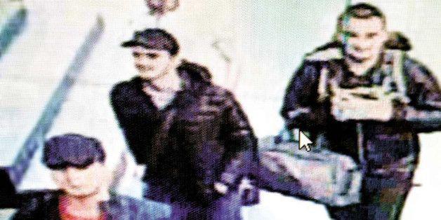 Les photos des kamikazes de l'attentat de l'aéroport d'Istanbul diffusées