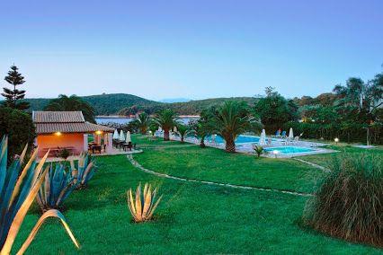 Spring in Corfu look at more at #corfuhotel http://www.belmare.gr/corfu-island/