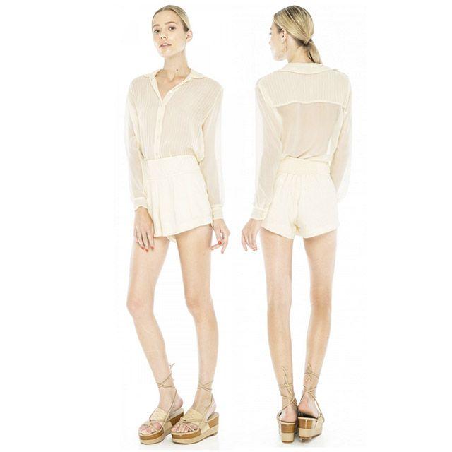 Shirt Euphoria / Shorts Euphoria @ our stores and eshop: www.umaandleopold.com