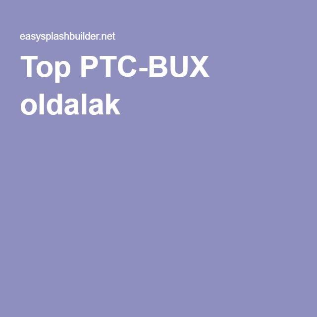 Top PTC-BUX oldalak