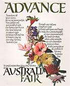 Advance Australia Fair Print