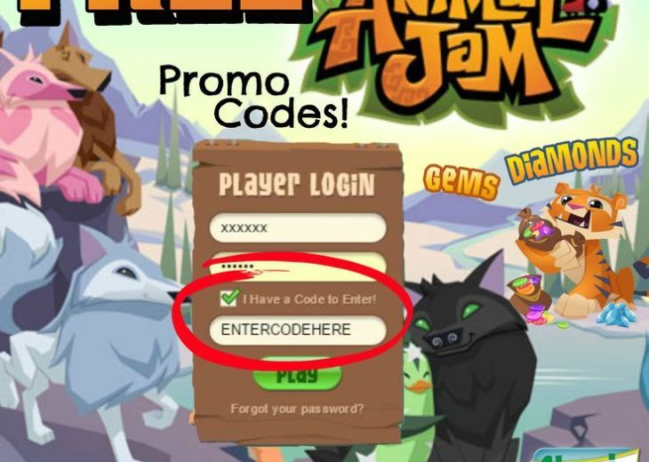 Animal Jam Play Wild Codes | Animal Jam | Animal jam play wild