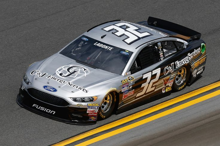 Bobby Labonte 33rd  --  Starting lineup for 2016 Daytona 500 | Photo Galleries | Nascar.com