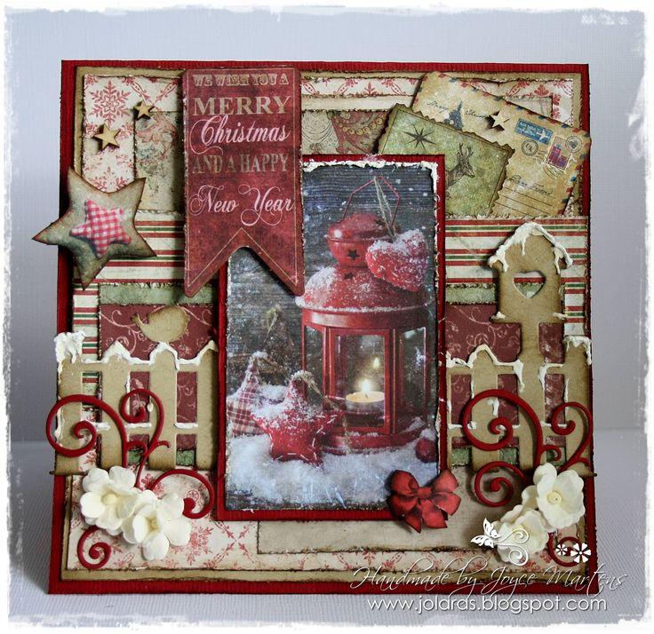 Vintage Christmas Line door Joyce Martens