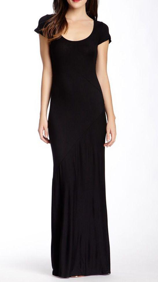 Weston Wear Victoria Solid Maxi Dress. So simple but so beautiful