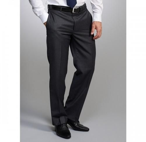 Patrón de pantalones de vestir para hombre