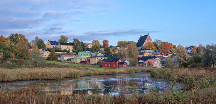 Life in Finland: PORVOO