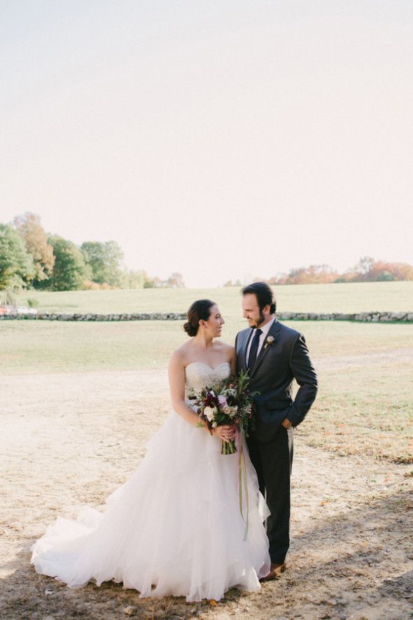 new england wedding venues on budget%0A New England Fall Wedding Inspiration