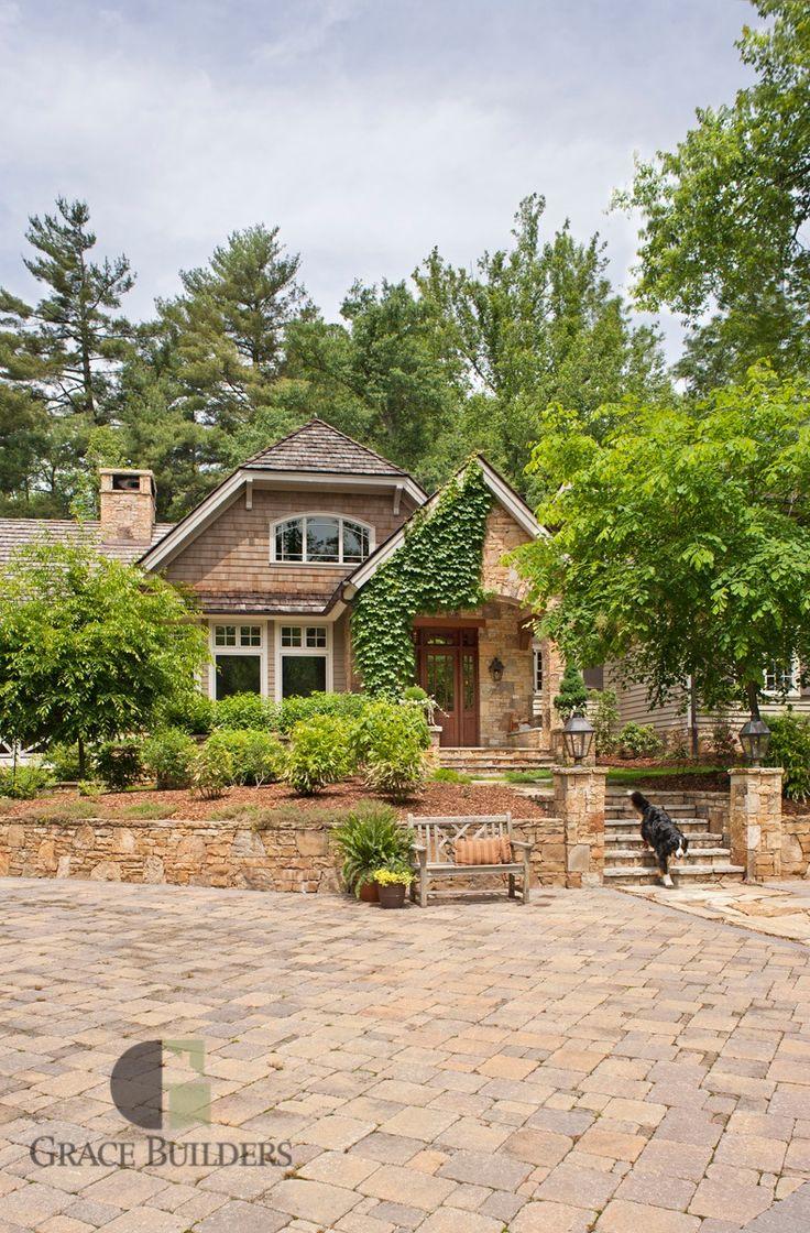 17 best grace builders exteriors images on pinterest North carolina mountain house plans