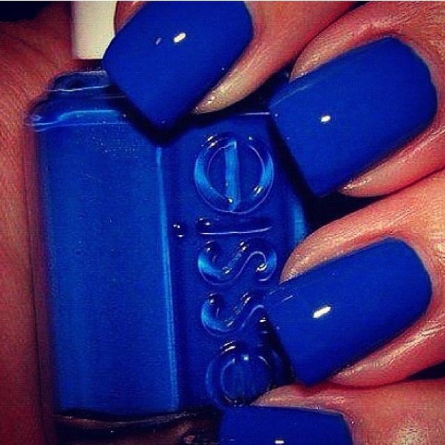 bold blue: Tardis Blue, Nails Colors, Nailpolish, Cobalt Blue, Royals Blue, Nails Polish, Bluenail, Electric Blue, Blue Nails