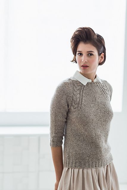 Ravelry: Coda pattern by Olga Buraya-Kefelian, Wool People 7