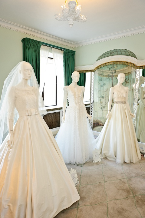 David Fielden Wedding Dress Dorchester Hotel