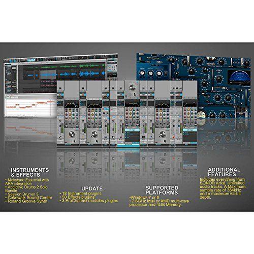 Cakewalk SONAR 10-CSPR1.00-90CI -Channel Multitrack Recording Software  http://www.bestcheapsoftware.com/cakewalk-sonar-10-cspr1-00-90ci-channel-multitrack-recording-software/