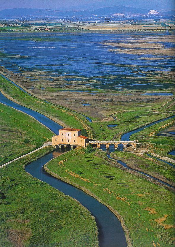 Tuscany: La diaccia botrona (Castiglione della Pescaia ) Grosseto, Tuscany, Italy