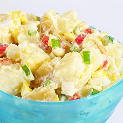 All-American Light Potato Salad
