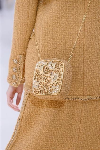Sfilata Chanel - Autunno-Inverno 2016-2017 - Parigi - Moda - Elle