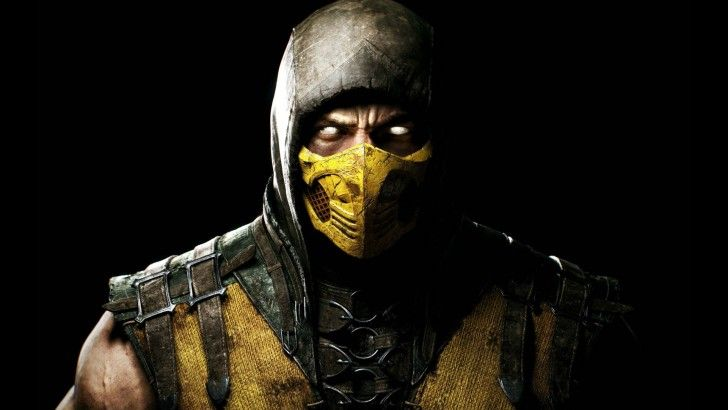 Mortal Kombat X Scorpion HD Wallpaper Game