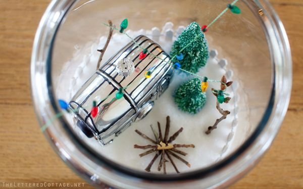 1000 images about christmas on pinterest christmas for Airstream christmas decoration
