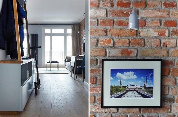 Zdjęcie numer 5 w galerii - Mieszkanie w kamienicy na warszawskiej Pradze