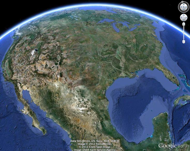 Google Earth 6.2: It's a beautiful world