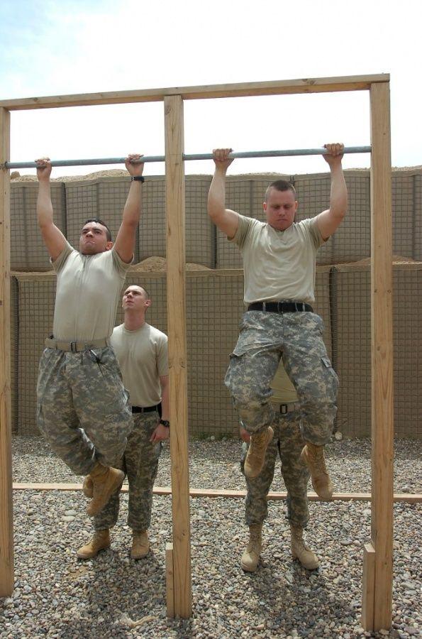 Military Pt Progression Workout Fitness Workouts Pinterest