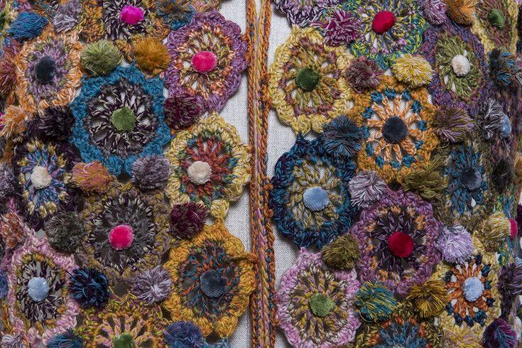 20 besten Crocheting with Fiber Spider Bilder auf Pinterest ...