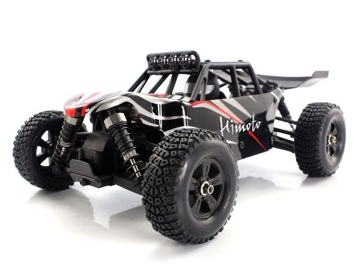 Zdalnie Sterowany Samochód Himoto 1:18 4 WD Desert Racer Buggy znanej marki Himoto.   Auto do każdego rodzaju nawierzchni dzięki sporym kołom, posiada napęd na obie osie przekazywany wałem jak w prawdziwych samochodach.  Chcesz wiedzieć więcej? Zobacz opis, dane techniczne, komentarze oraz film Video. Nie ma jeszcze komentarzy, to czemu nie zostawisz swojego:)  http://modele-rc.com/produkt/13387,zdalnie-sterowany-samochod-himoto-1-18-4-wd-desert-racer-buggy  #samochodrc #himoto #desert…