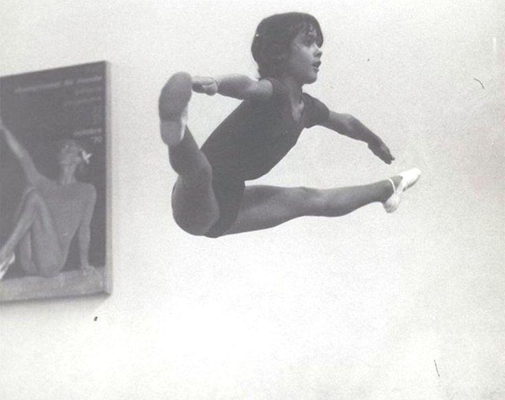 Salma Hayek - child photo, circa mid-1970s.